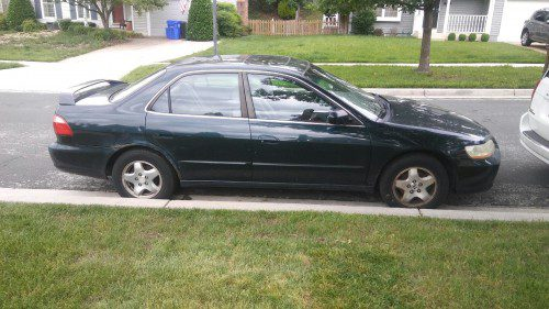 Honda Accord for sale 1