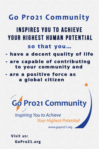 take your career forward gopro21 community