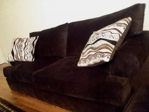sofa and loveseat for sale