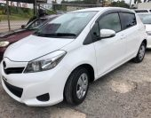 Toyota Vitz for Rent in Addis Ababa, Ethiopia