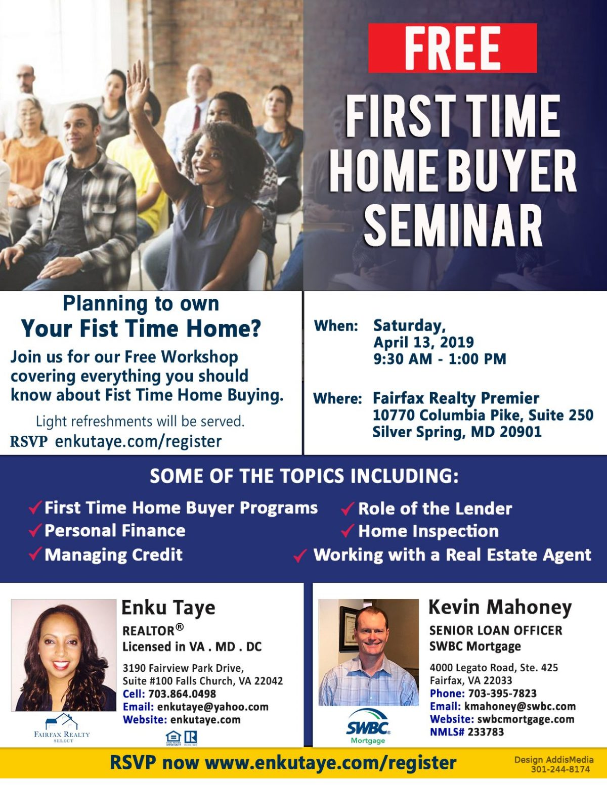 Free First Time Home Buyer Class In Silver Spring Md Mefthe Com