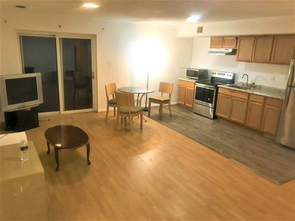 Newly Remodeled Basement with Washer and Dryer